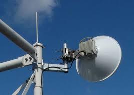 Straalverbinding van 4Care Telecom